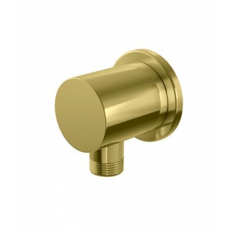 Kohlman Experience Gold Przyłącze kątowe złoty QW166EGD