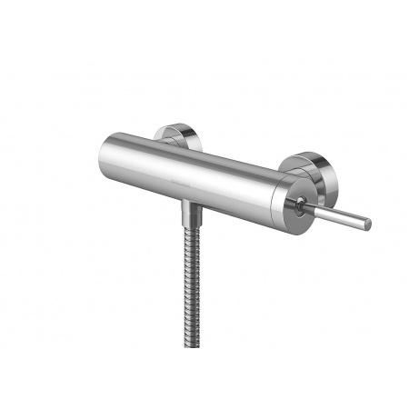 Kohlman Maxima Jednouchwytowa bateria prysznicowa ścienna, chrom QW120M