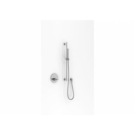 Kohlman Maxima Zestaw prysznicowy podtynkowy chrom QW220MSP4