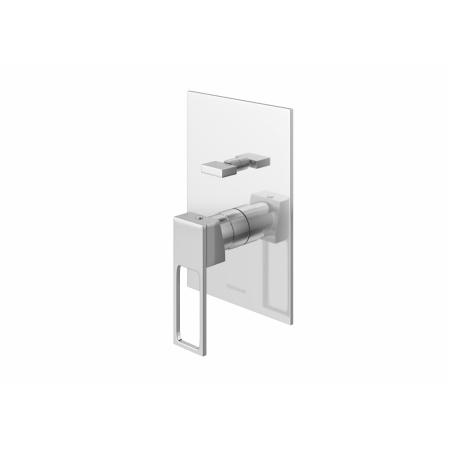 Kohlman Nexen bateria Jednouchwytowa wannowo-prysznicowa podtynkowa, chrom QW210U