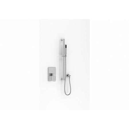 Kohlman Nexen Zestaw prysznicowy podtynkowy chrom QW220USP1