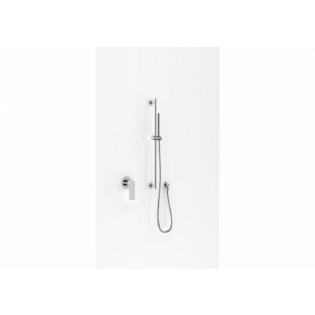 Kohlman Proxima Zestaw prysznicowy podtynkowy chrom QW220PSP4