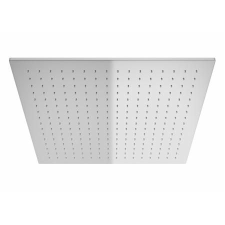 Kohlman Q50 Deszczownica kwadratowa 50x50 cm z ramieniem sufitowym, chrom Q50