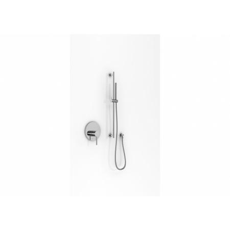 Kohlman Roxin Zestaw prysznicowy podtynkowy chrom QW220RSP4