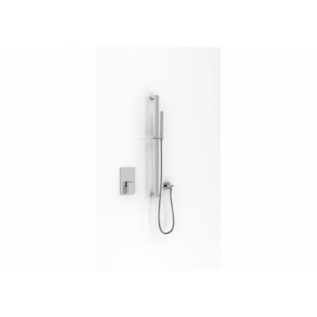 Kohlman Saxo Zestaw prysznicowy podtynkowy chrom QW220SSP3