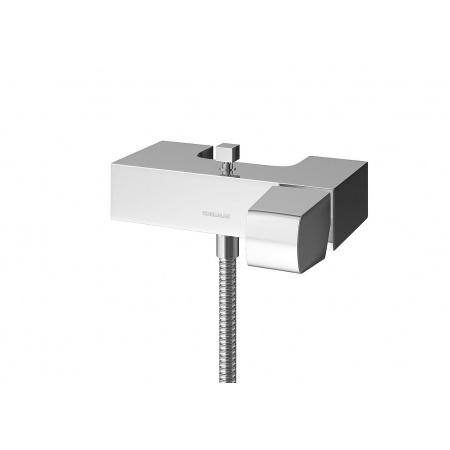 Kohlman Lexis Jednouchwytowa bateria prysznicowa ścienna, chrom QW120L