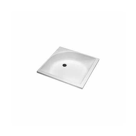Koło Głębokie Brodzik prostokątny 80x80x21 cm, biały XBK0380000