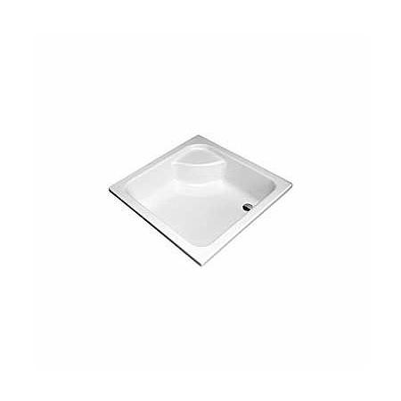 Koło Głębokie Brodzik prostokątny 90x90x21 cm, biały XBK0390000