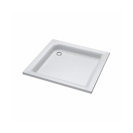 Koło Standard Plus Brodzik prostokątny 90x90x9 cm, biały XBK1590000
