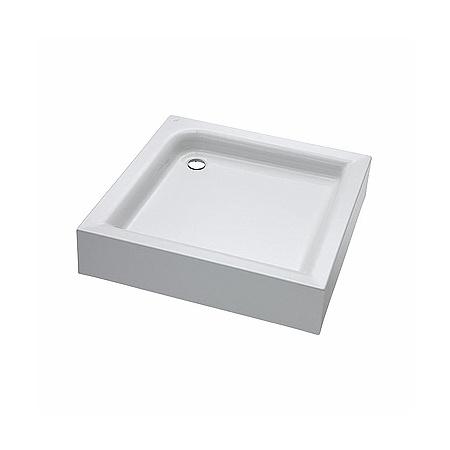 Koło Standard Plus Brodzik prostokątny 90x90x20,5 cm, biały XBK1490000
