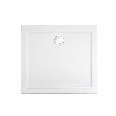 Koło Terra Brodzik kwadratowy 100x100x3 cm, biały XBK1710000