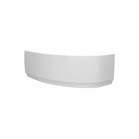 Koło Elipso Panel frontowy do wanny Elipso 160x60,5 cm lewy, biały PWA0661000