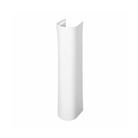 Koło Idol Postument 15,5x16,5x70,5 cm, biały 77000000