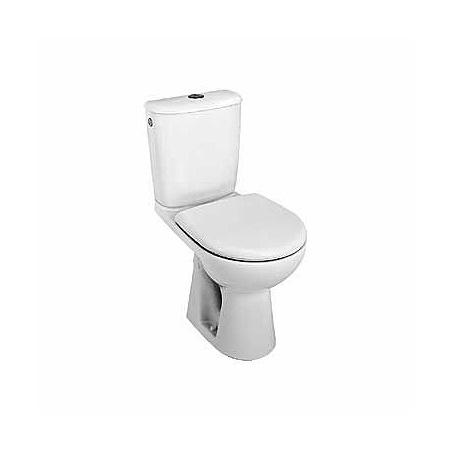 Koło Nova Pro Pico Toaleta WC kompaktowa 36x60x39 cm odpływ poziomy, biała 63202