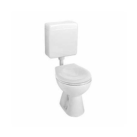 Koło Nova Pro Junior Toaleta WC kompaktowa 35x40,5x33 cm, biała 63005