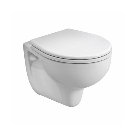 Koło Rekord Toaleta WC podwieszana 36x52x35 cm lejowa, biała K93100