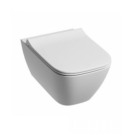 Koło Modo Pure Toaleta WC podwieszana 54x35 cm Rimfree bez kołnierza biała L33123000