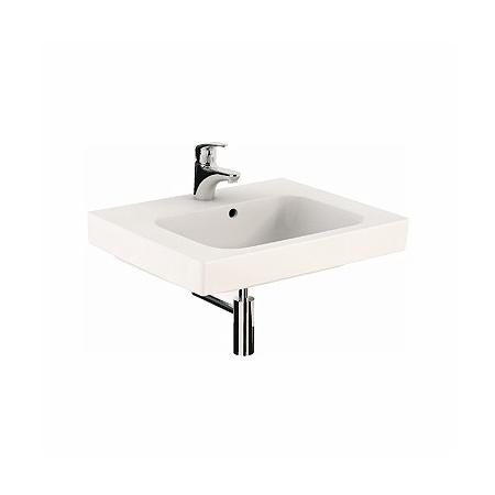 Koło Modo Umywalka wisząca lub nablatowa 60x48,5x15,5 cm z otworem na baterię, biała L31960000