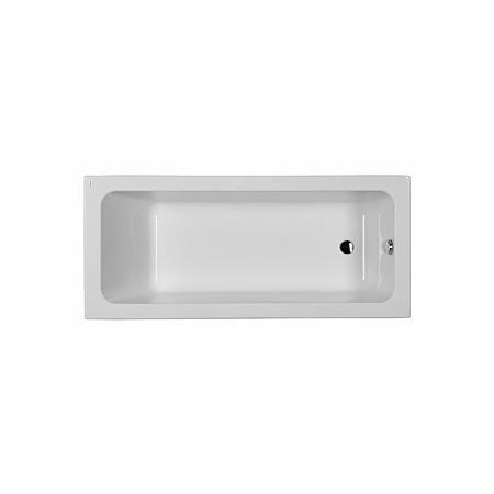 Koło Niven Wanna prostokątna 170x75 cm z parawanem biała XWP1170000Z2