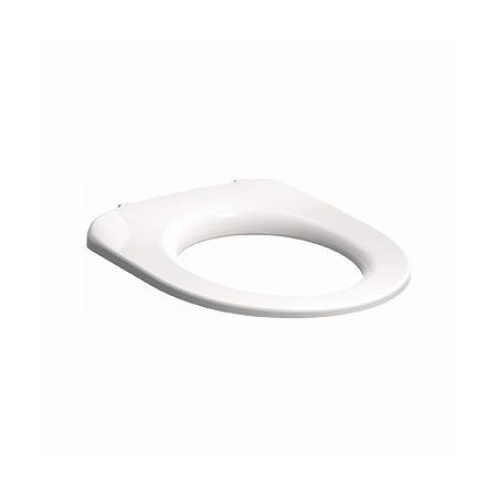 Koło Nova Pro Bez Barier Deska sedesowa zwykła duroplast, biała M30102