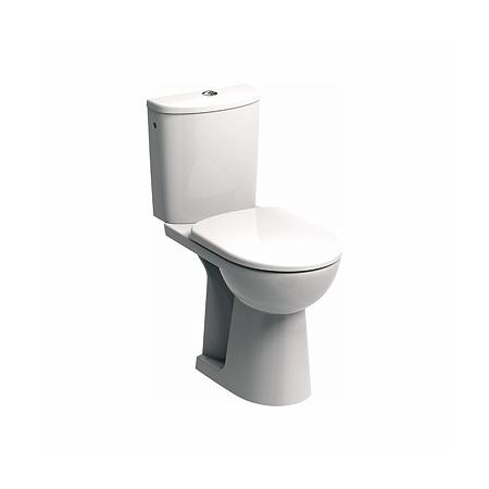 Koło Nova Pro Bez Barier Toaleta WC kompaktowa 36,4x66,5x84,5 cm lejowa, biała M33400