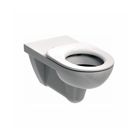Koło Nova Pro Bez Barier Toaleta WC podwieszana 35x70x34 cm dla osób niepełnosprawnych, biała M33500