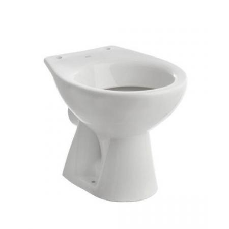 Koło Nova Pro Junior Toaleta WC kompaktowa 40,5x33 cm dla dzieci, biała 63005000