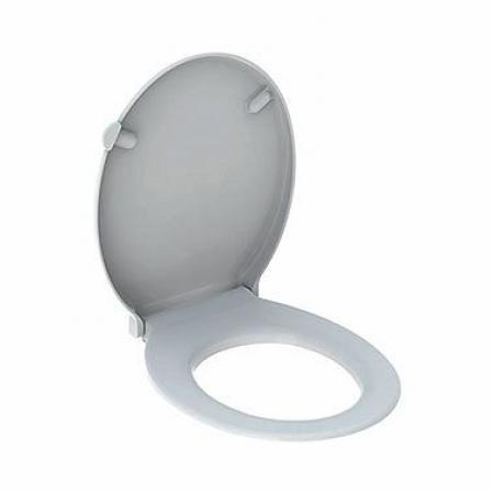 Koło Nova Pro Premium Bez Barier Deska zwykła dla niepełnosprawnych Duroplast biała M30151000