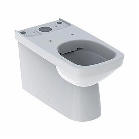 Koło Nova Pro Premium Toaleta WC stojąca 68x35 cm Rimfree bez kołnierza biała M33224000