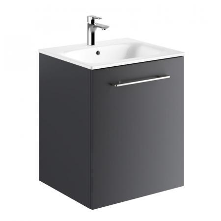 Koło Nova Pro Premium Umywalka z szafką 55x50,2 cm lava mat 501.332.00.1
