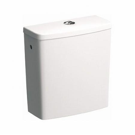 Koło Nova Pro Premium Zbiornik do kompaktu WC 36,8x16 cm z podłączeniem z boku biały M34014000