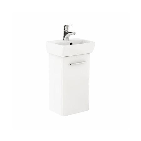 Koło Nova Pro Szafka podumywalkowa z umywalką 33,3x22,9x55,7 cm, biała M39001000