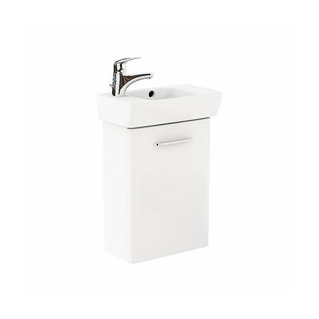 Koło Nova Pro Szafka podumywalkowa z umywalką 39,6x20,1x55,7 cm, biała M39002000