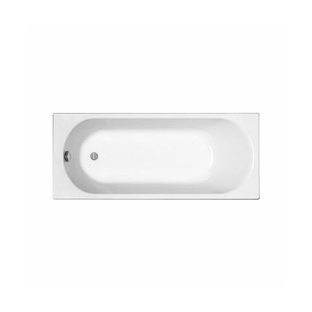 Koło Opal Plus Wanna prostokątna 160x70x42 cm z powłoką antislide, biała XWP1260101