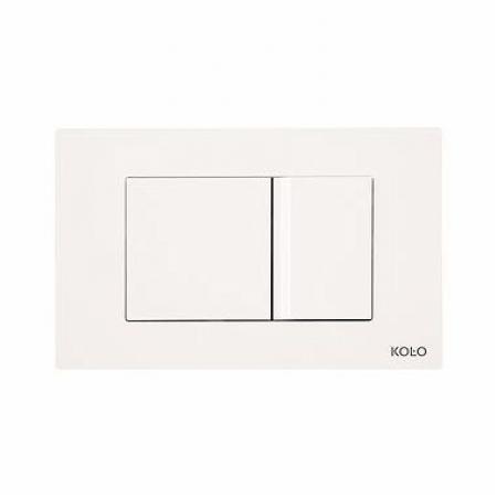 Koło Play Przycisk spłukujący do stelaży Technic GT biały 94152001