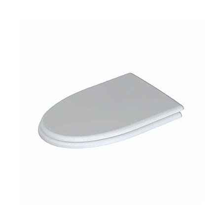 Koło Solo Deska sedesowa zwykła miękka, biała 70131