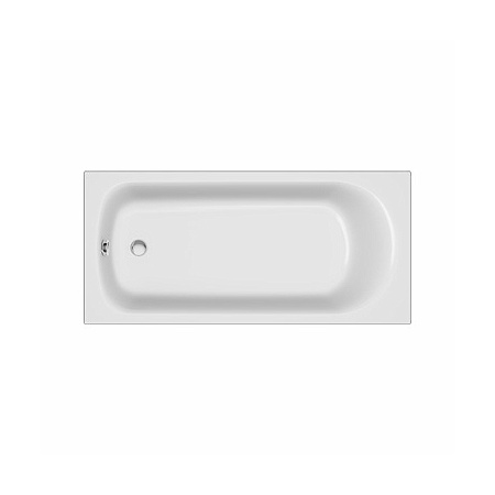 Koło Spark Wanna prostokątna 140x70x44 cm, biała XWP1740