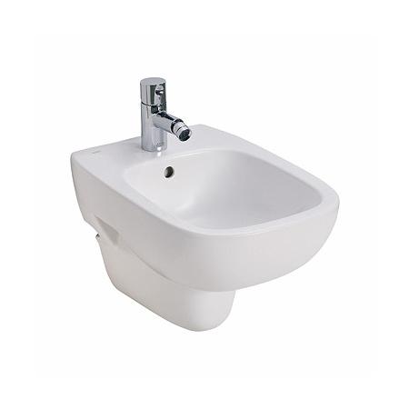 Koło Style Bidet podwieszany 35,6x51x33,5 cm z powłoką Refleks, biały L25100900