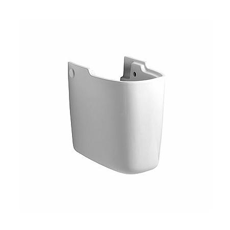 Koło Style Półpostument 22,5x30x32,5 cm, biały L27100000