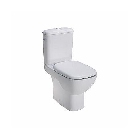 Koło Style Toaleta WC kompaktowa 36,4x64x79,5 cm z powłoką Refleks, biała L29000900