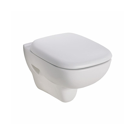 Koło Style Toaleta WC podwieszana 35,6x51x33,5 cm z powłoką Refleks, biała L23100900