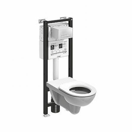 Koło Technic GT Nova Pro Bez barier Toaleta WC podwieszana dla niepełnosprawnych 70x35 cm ze stelażem biała 99325000