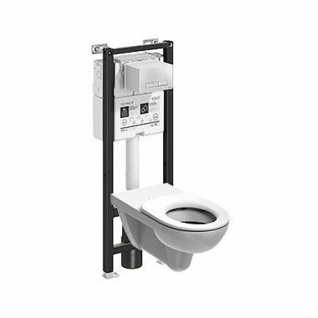 Koło Technic GT Nova Pro Zestaw Toaleta WC podwieszana ze stelażem podtynkowym, biały 99324000