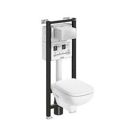 Koło Technic GT Style Toaleta WC podwieszana 51x35,6 cm Rimfree bez kołnierza ze stelażem biała z powłoką Refelex 99366900