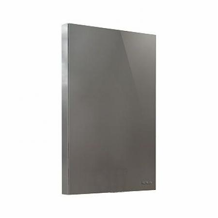 Koło Twins Lustro ścienne 50x70 cm szkło lustrzane 88455000
