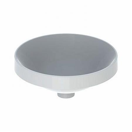 Koło Variform Umywalka wpuszczana w blat 40 cm bez przelewu bez otworu na baterię biała 500.702.01.6