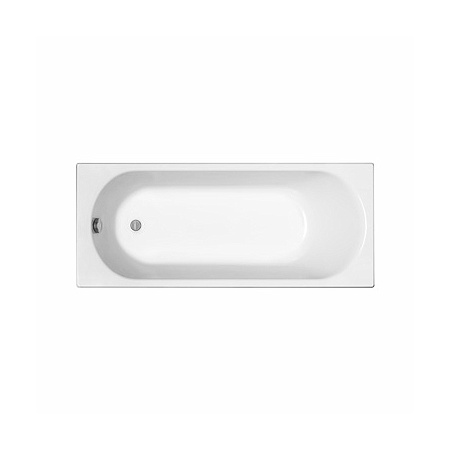 Koło Opal Plus Wanna prostokątna 140x70x42 cm, biała XWP1240