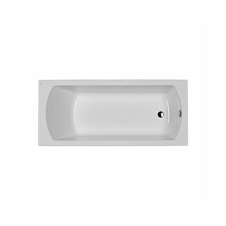 Koło Perfect Wanna prostokątna 140x70x43,5 cm, biała XWP1040