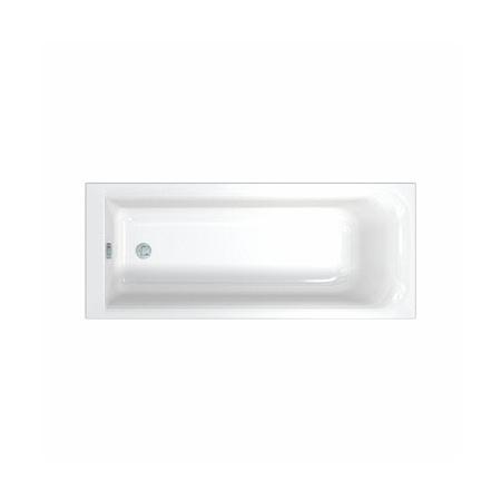 Koło Rekord Wanna prostokątna 140x70x40 cm, biała XWP1640