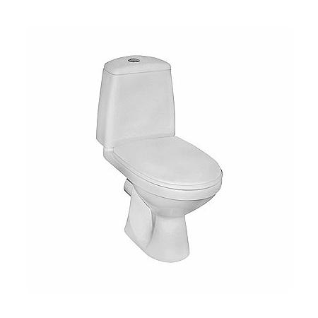 Koło Idol Toaleta WC kompaktowa 35x67x74 cm odpływ poziomy, biała 79210